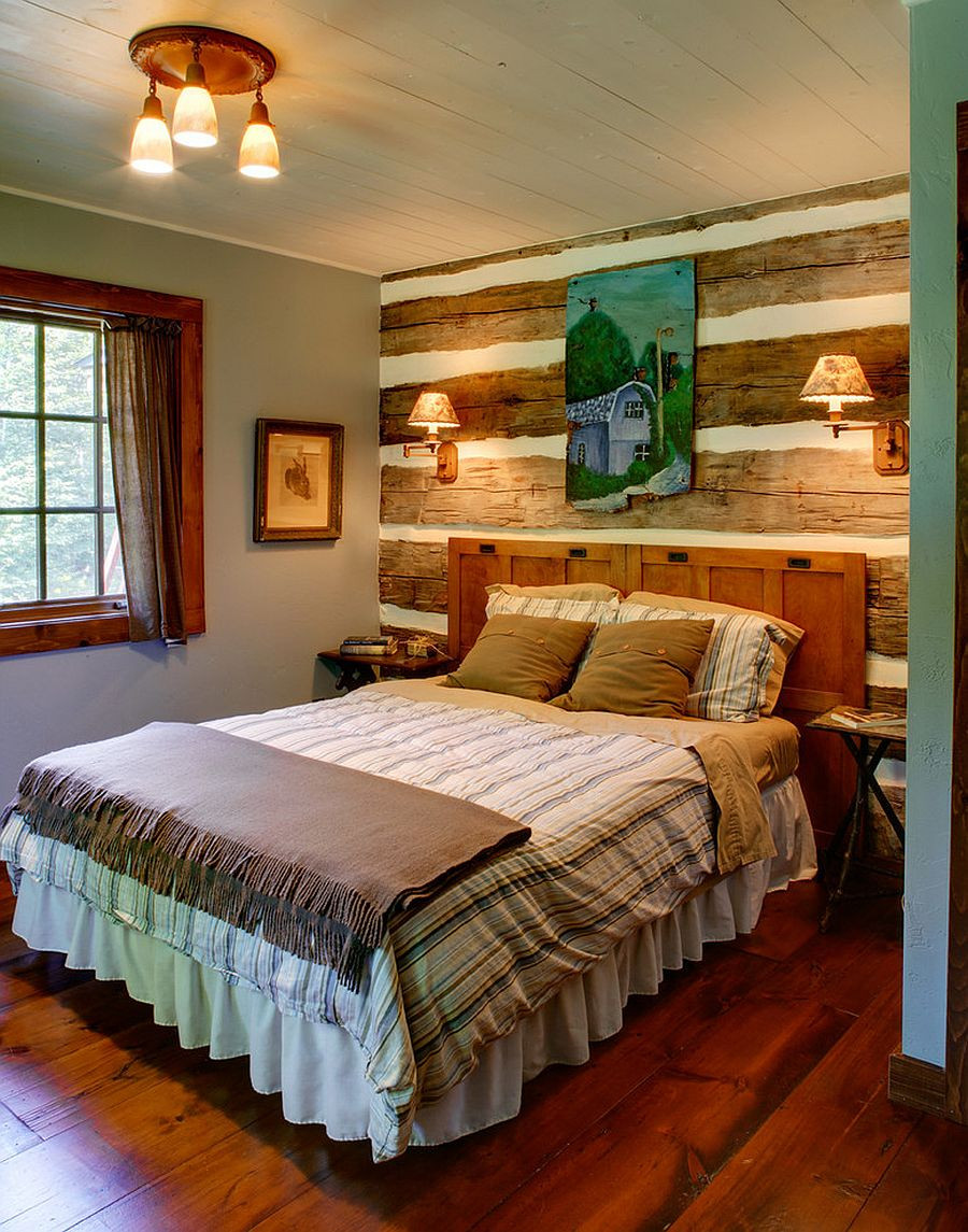 Rustic Contemporary Bedroom  How to Create the Perfect Modern Rustic Bedroom
