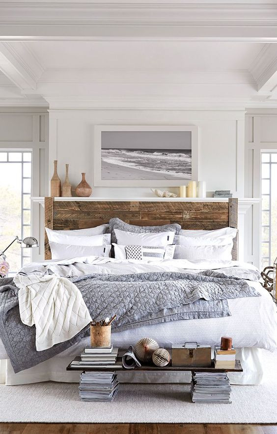 Rustic Contemporary Bedroom  30 Rustic Bedroom Designs To Give Your Home Country Look