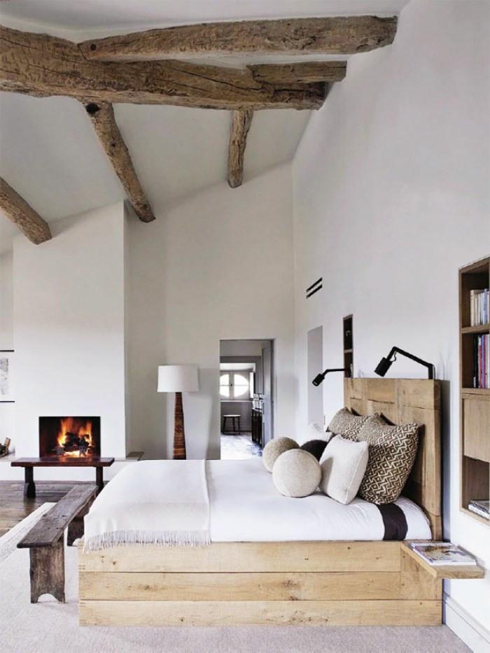 Rustic Contemporary Bedroom Luxury Modern Rustic Bedroom Retreats