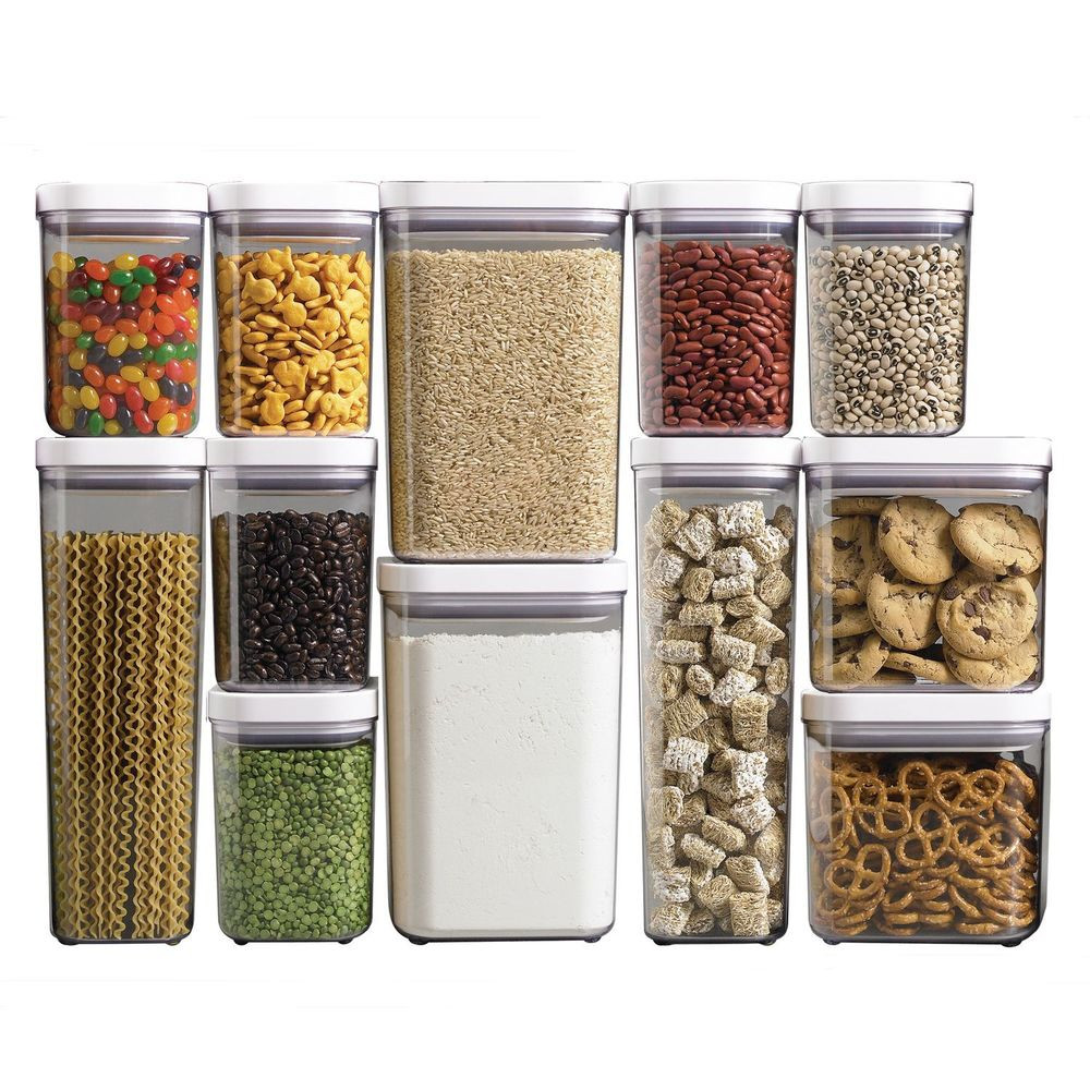 Storage Containers for Kitchen Awesome Oxo Good Grips Pop Kitchen Dry Food Storage Container Set
